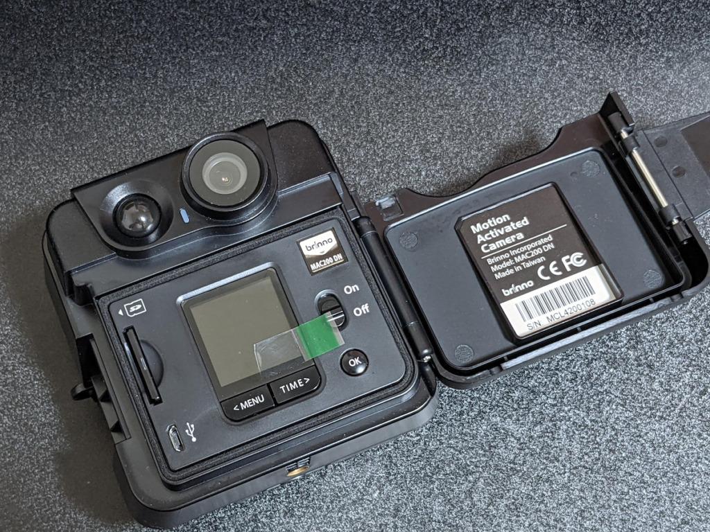 自宅を新築することになったので、タイムラプスカメラ Brinno MAC200DN で建築記録を残すために購入してみた。
